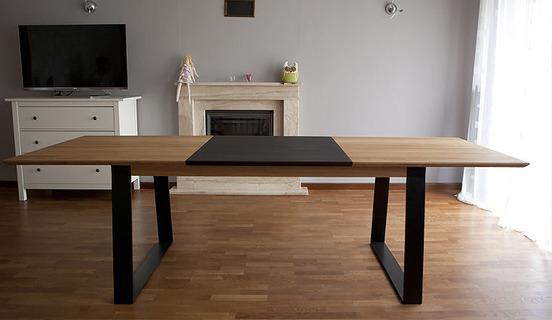 1d32721a2284 Stoličky Stoly - Inšpirácie - Stoly - Jedálenské stoly z masívu