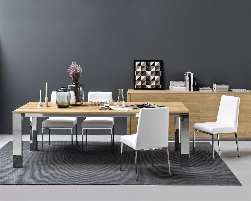 75333539695b Stoličky Stoly - Inšpirácie - Stoly - Stoly pre modernú jedáleň